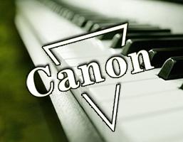 卡农钢琴谱集