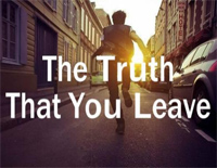 你离开的真相-The Truth That You Leave