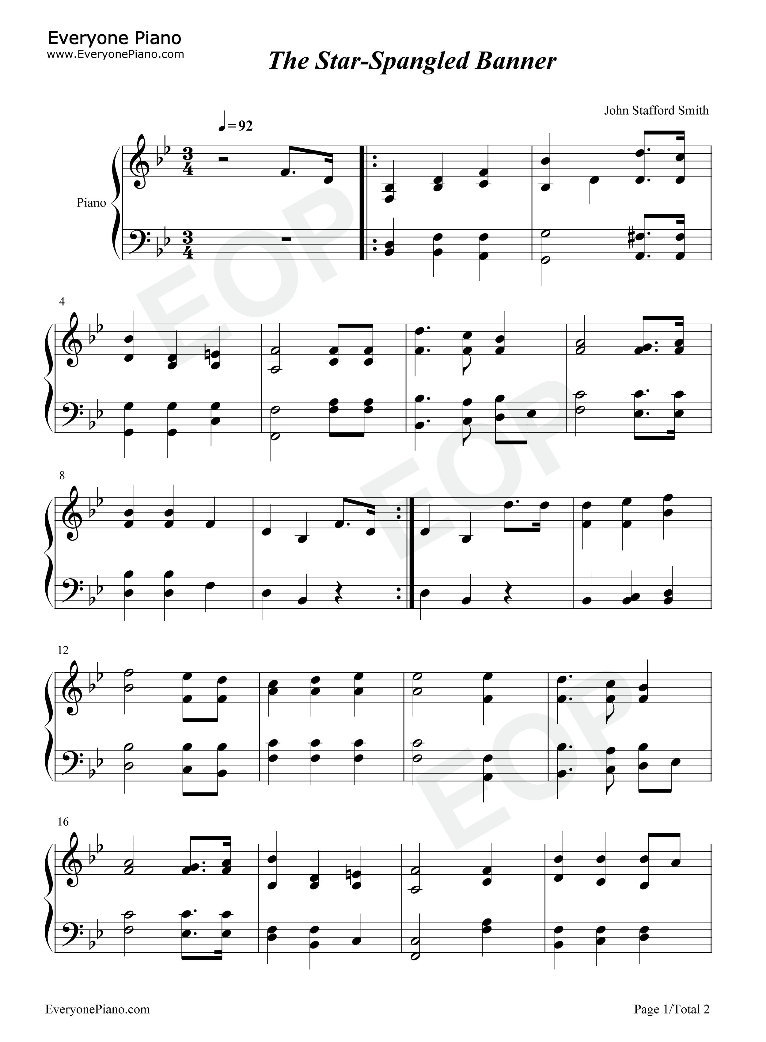 冒险岛2国歌谱子