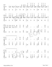 锦鲤抄简谱_锦鲤抄钢琴版钢琴谱文件(五线谱、双手简谱、数字谱、Midi、PDF ...