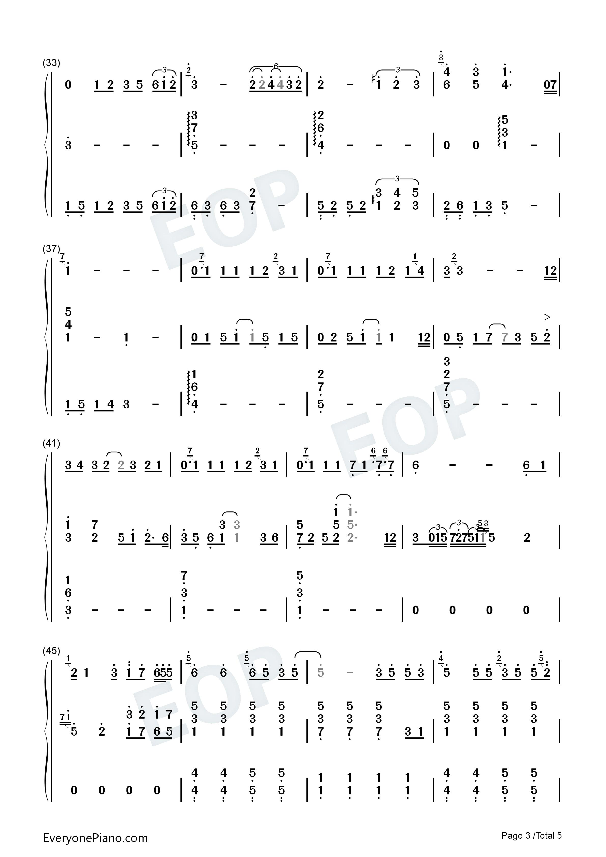 虹之间小提琴配钢琴谱