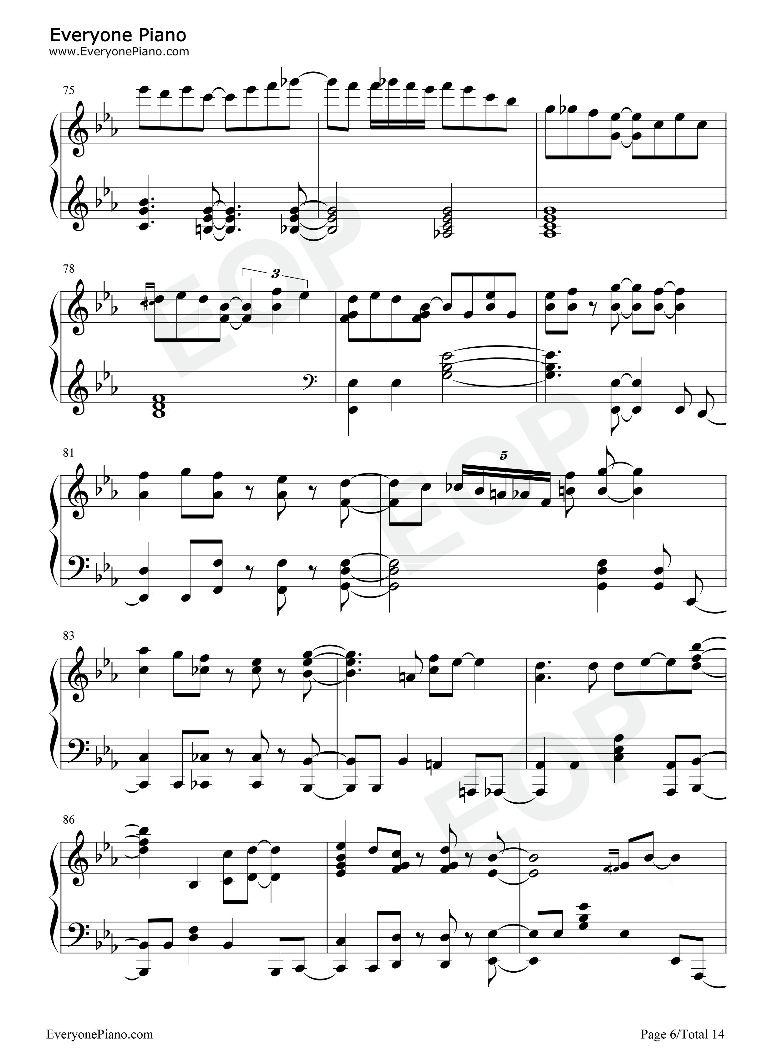 Flowerdance for Piano dance music 90 s