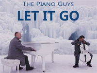 Let It Go伴奏-the piano guys-冰雪奇缘主题曲