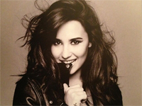 Made in the USA-Demi Lovato