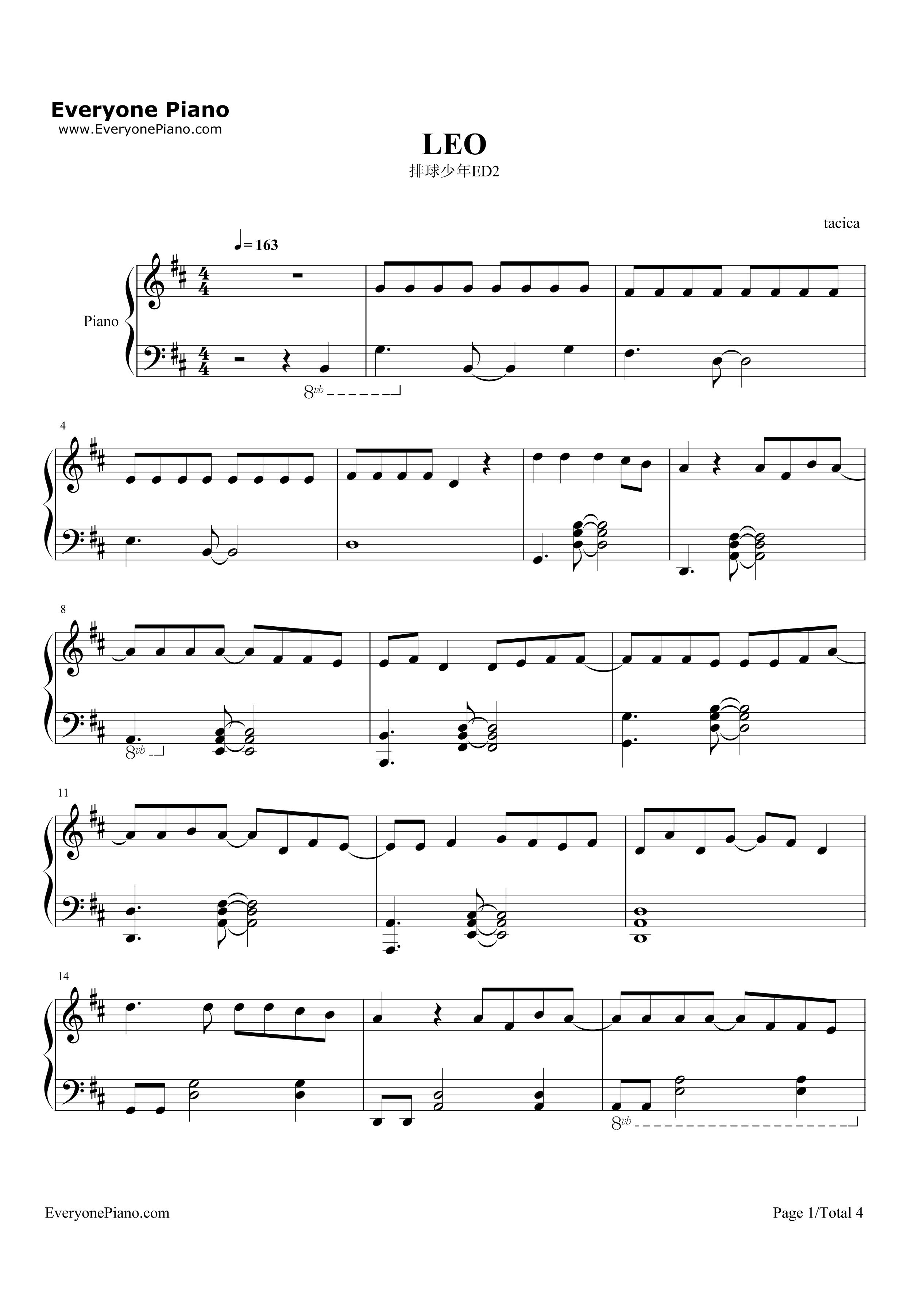 夜的钢琴曲谱子简谱分享展示
