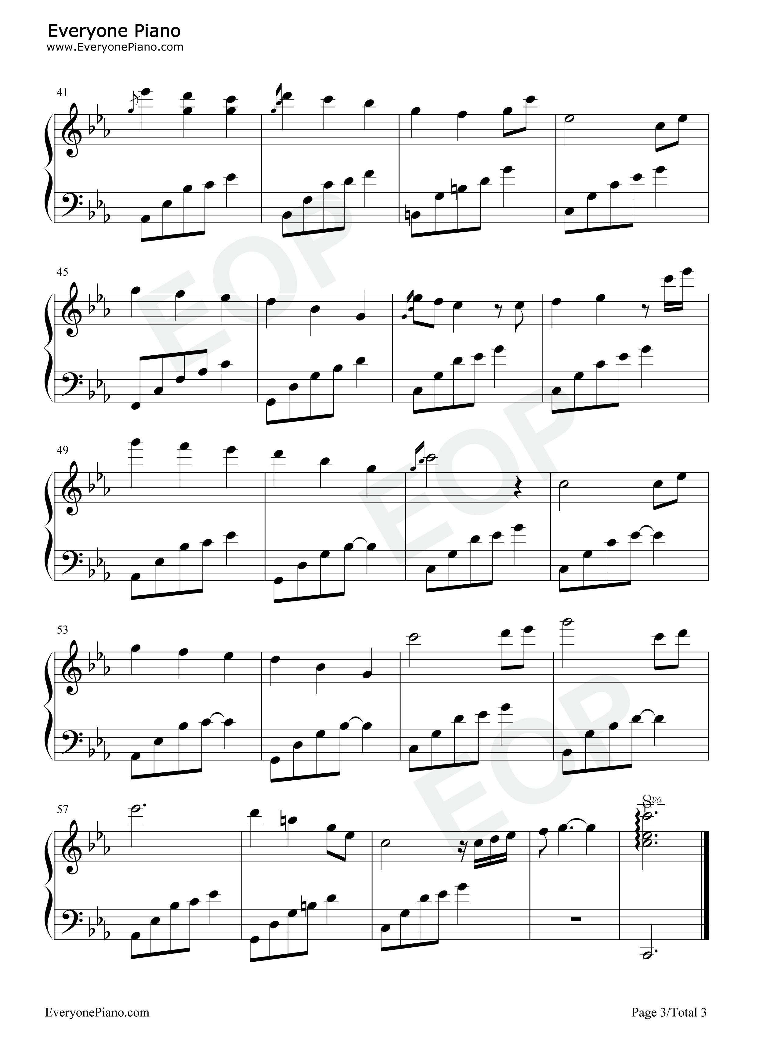 小孩的谱子-的钢琴曲5简谱儿童