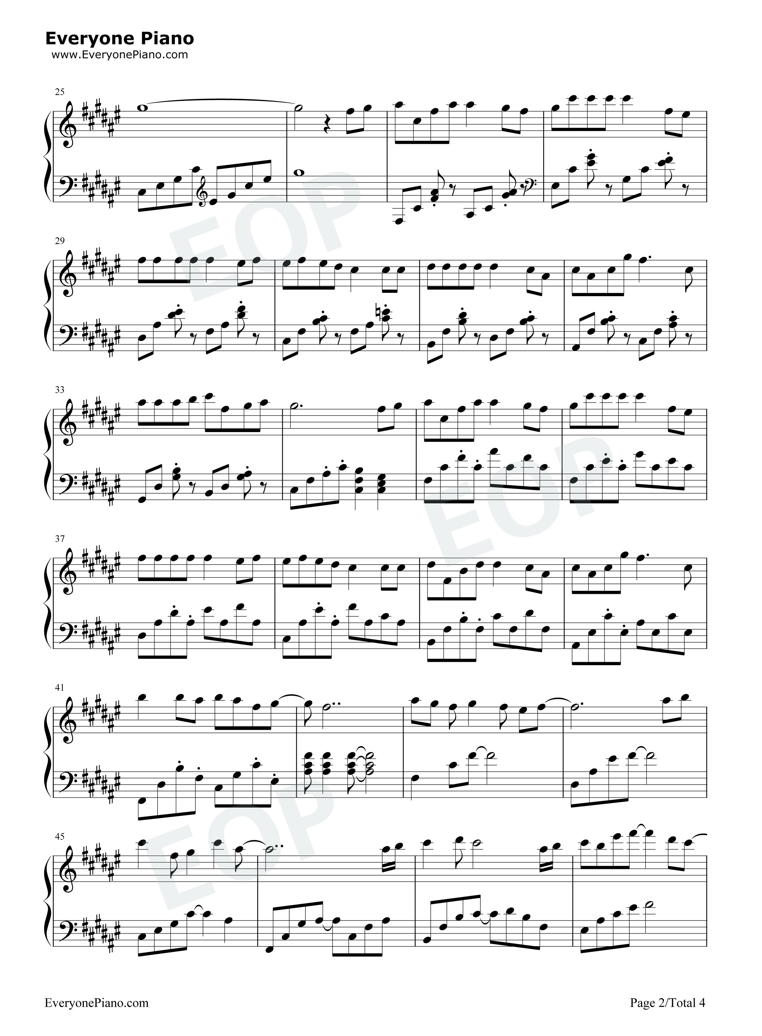 钢琴曲谱 流行 学猫叫-我们一起学猫叫一起喵喵喵喵喵 学猫叫-我们一图片