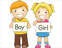 Boy And Girl-英文儿歌