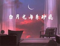 白月光与朱砂痣 五线谱 简谱