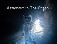 Astronaut in the Ocean-Masked Wolf