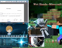 Wet Hands-Minecraft背景音乐