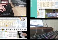 键盘侠与周董的湘伦小雨四手联弹